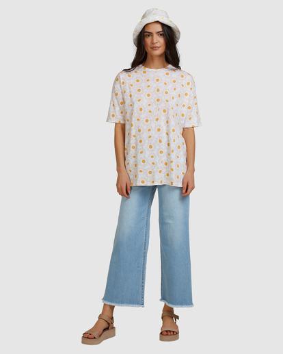 8 Daisy Chain T-Shirt White ABJZT00464 Billabong