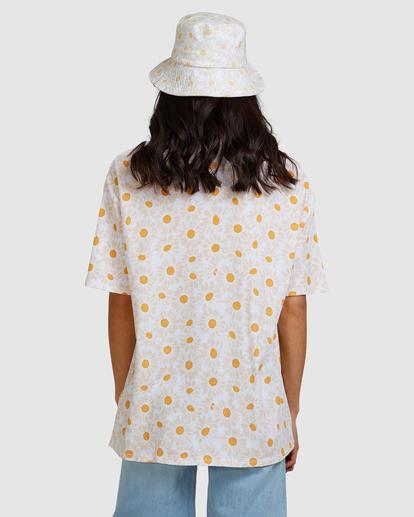 5 Daisy Chain T-Shirt White ABJZT00464 Billabong