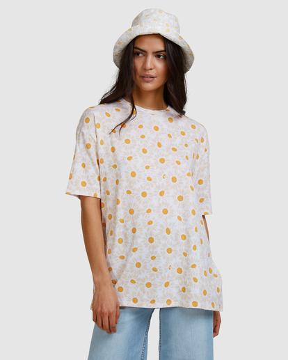 6 Daisy Chain T-Shirt White ABJZT00464 Billabong