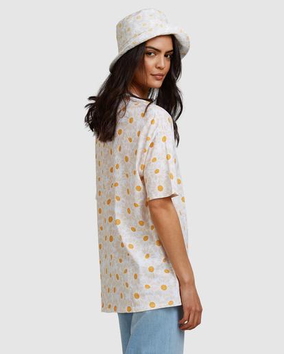 4 Daisy Chain T-Shirt White ABJZT00464 Billabong