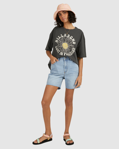 5 Sunny Day T-Shirt Black ABJZT00500 Billabong