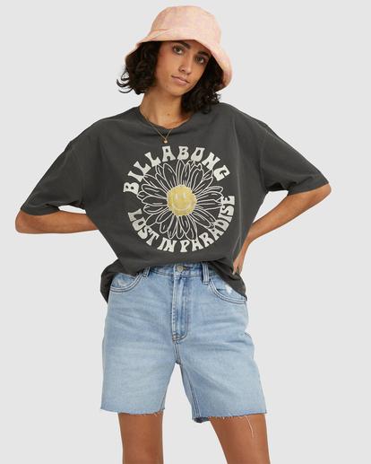 0 Sunny Day T-Shirt Black ABJZT00500 Billabong