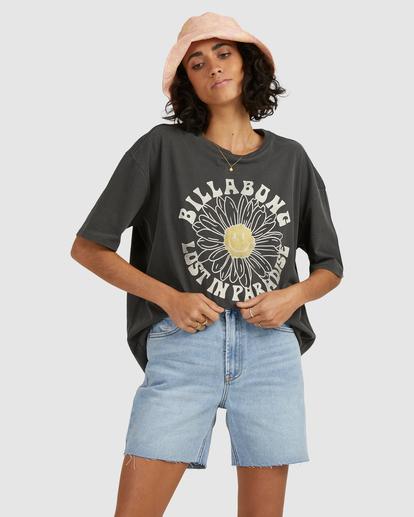 3 Sunny Day T-Shirt Black ABJZT00500 Billabong