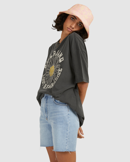 1 Sunny Day T-Shirt Black ABJZT00500 Billabong