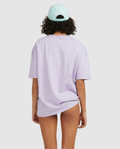 3 Sunny Day T-Shirt Purple ABJZT00500 Billabong