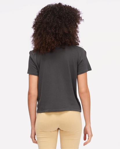 2 Sunkissed T-Shirt Black ABJZT00603 Billabong