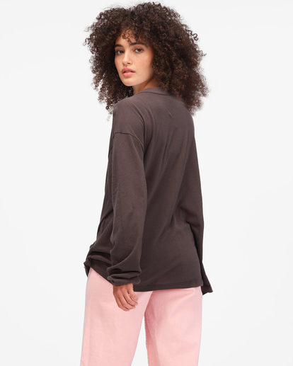2 Beautiful Day Long Sleeve T-Shirt Black ABJZT00613 Billabong