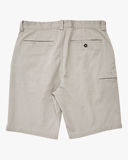 1 Boys' (2-7) Carter Stretch Shorts Grey ABTWS00104 Billabong