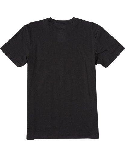1 Boys' (2-7) Dos Palmas Short Sleeve T-Shirt Black ABTZT00106 Billabong