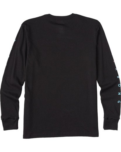 1 Boys' (2-7) Unity Long Sleeve T-Shirt Black ABTZT00110 Billabong