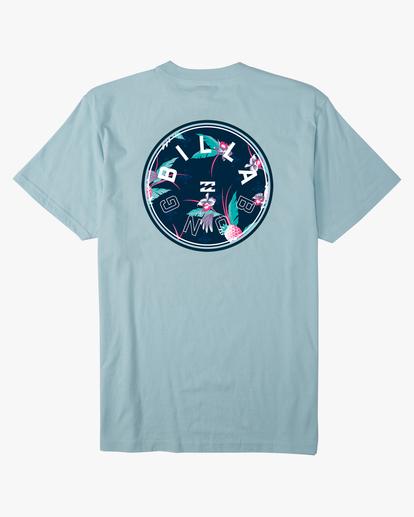 1 Boys' (2-7) Rotor Short Sleeve T-Shirt Blue ABTZT00122 Billabong