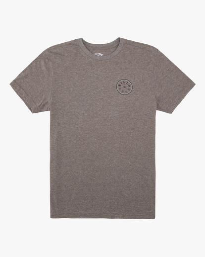 0 Boys' (2-7) Rotor Short Sleeve T-Shirt Green ABTZT00122 Billabong