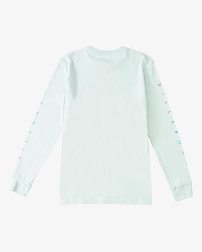 1 Boy's (2-7) Unity Long Sleeve T-Shirt Blue ABTZT00124 Billabong