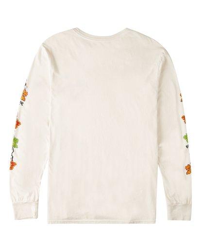 1 Boys' (2-7) Lei Day Long Sleeve T-Shirt White ABTZT00137 Billabong
