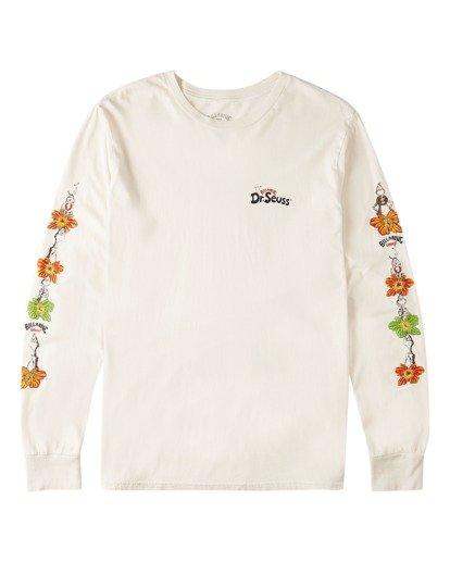 0 Boys' (2-7) Lei Day Long Sleeve T-Shirt White ABTZT00137 Billabong