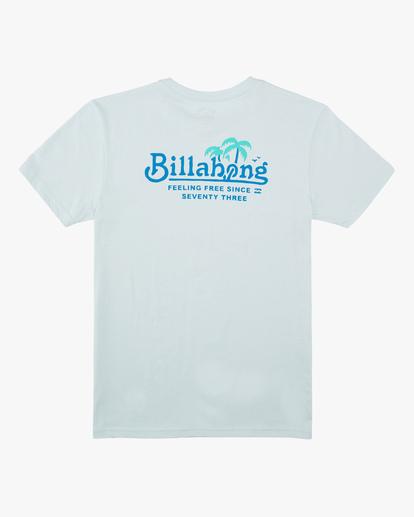 1 Boys' (2-7) Lounge Short Sleeve T-Shirt Blue ABTZT00139 Billabong