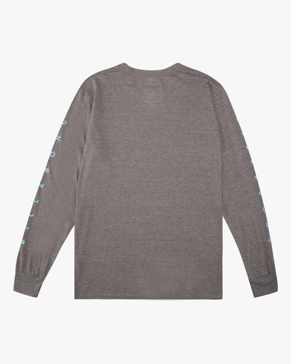 1 Boys' (2-7) Unity Long Sleeve T-Shirt Green ABTZT00141 Billabong