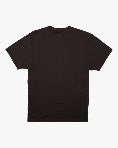 1 Boys' (2-7) Entry Short Sleeve T-Shirt Black ABTZT00143 Billabong