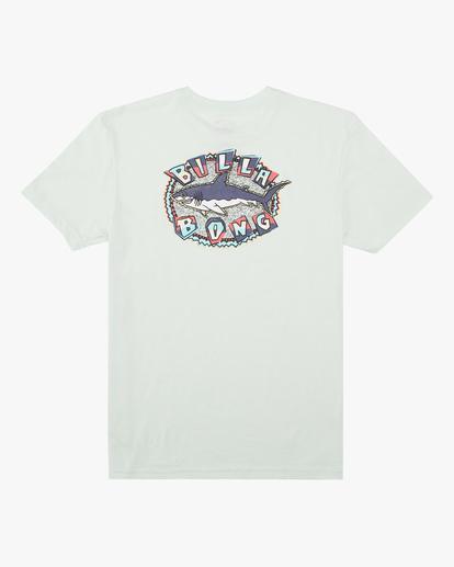 1 Boys' (2-7) Sharky Short Sleeve T-Shirt Multicolor ABTZT00144 Billabong