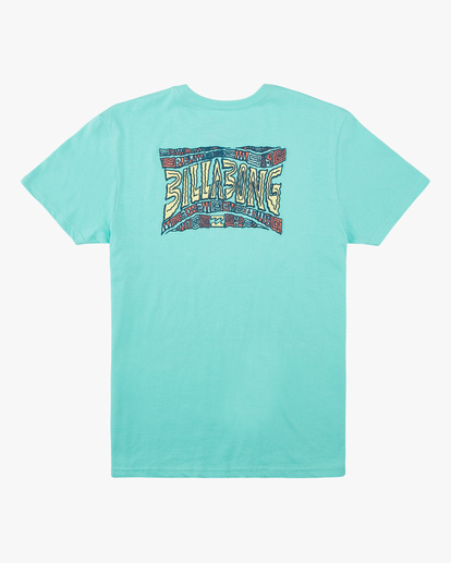 1 Boys' (2-7) Tribal Short Sleeve T-Shirt Black ABTZT00145 Billabong