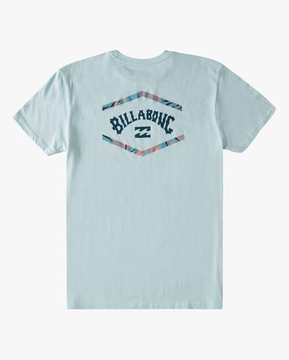 1 Boys' (2-7) Entry Arch Short Sleeve T-Shirt Blue ABTZT00148 Billabong