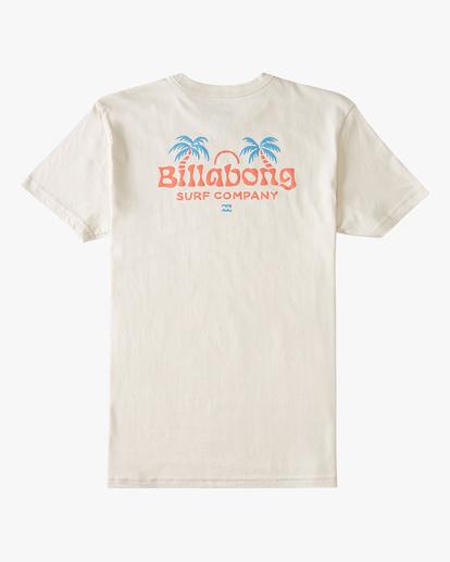 1 Boys' (2-7) Dos Palmas Short Sleeve T-Shirt Brown ABTZT00152 Billabong