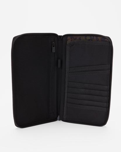 1 A/Div Utility Passport Wallet Black ABYAA00127 Billabong