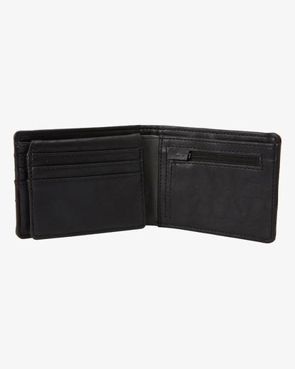 1 Dimension Bi-Fold Wallet Black ABYAA00145 Billabong