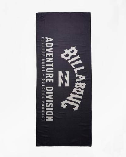 2 Nomadix x A/Div Towel Black ABYAA00150 Billabong