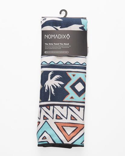 1 Nomadix x A/Div Towel Grey ABYAA00150 Billabong