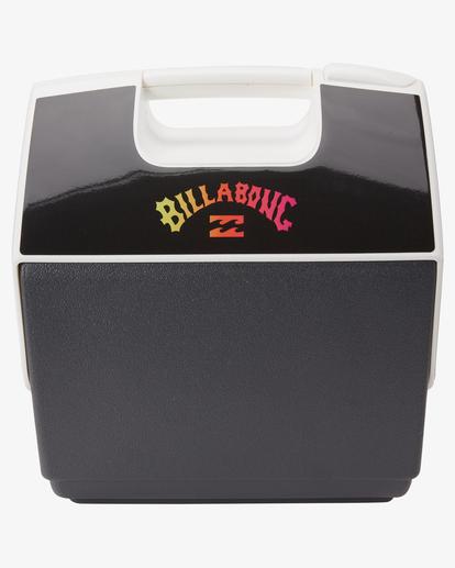 0 Billabong x Igloo Playmate Pal Cooler Black ABYAA00155 Billabong