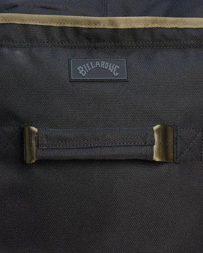 3 A/Div Surftrek Roller Travel Bag Black ABYBL00104 Billabong