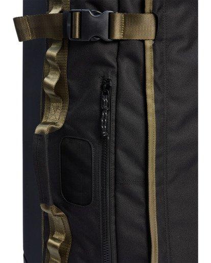 4 A/Div Surftrek Roller Travel Bag Black ABYBL00104 Billabong
