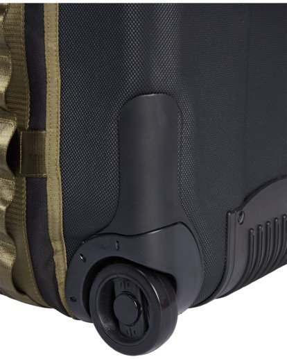 5 A/Div Surftrek Roller Travel Bag Black ABYBL00104 Billabong