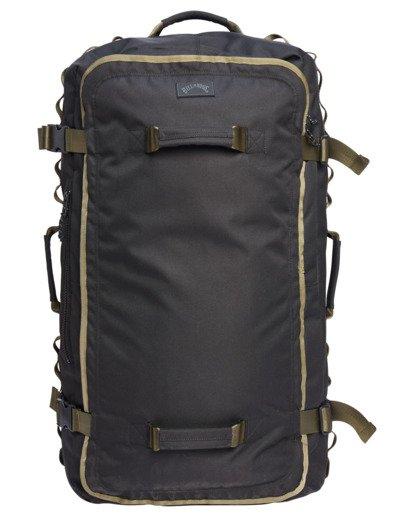 0 A/Div Surftrek Roller Travel Bag Black ABYBL00104 Billabong