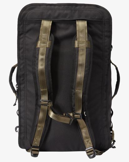 3 A/Div Surftrek 40L Duffle Bag Black ABYBL00105 Billabong