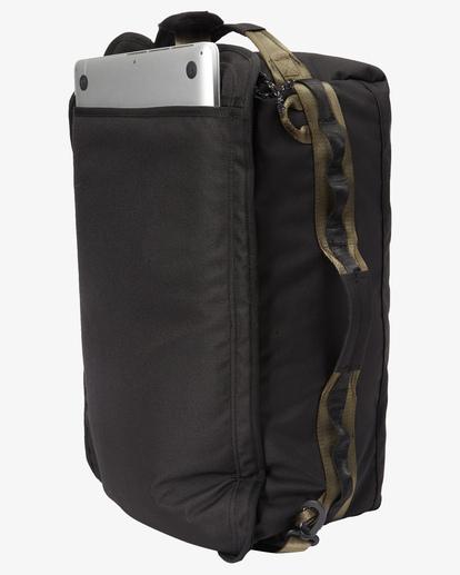 4 A/Div Surftrek 40L Duffle Bag Black ABYBL00105 Billabong