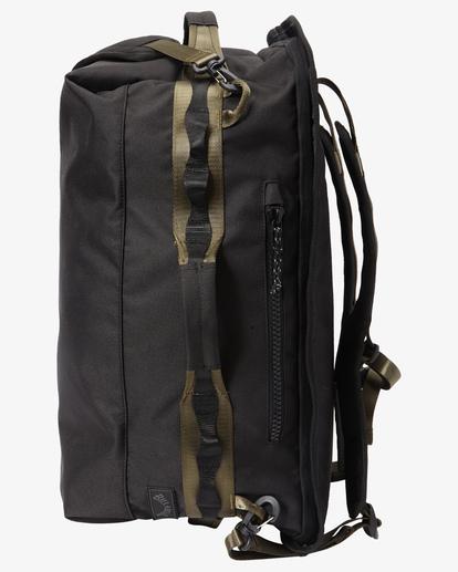1 A/Div Surftrek 40L Duffle Bag Black ABYBL00105 Billabong