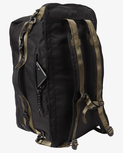 2 A/Div Surftrek 40L Duffle Bag Black ABYBL00105 Billabong