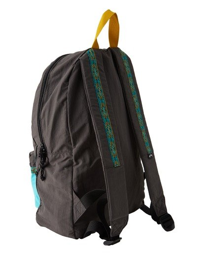 1 Currents Packable Backpack Black ABYBP00107 Billabong