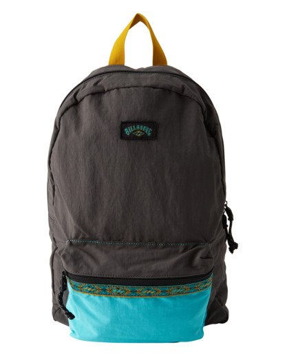 0 Currents Packable Backpack Black ABYBP00107 Billabong