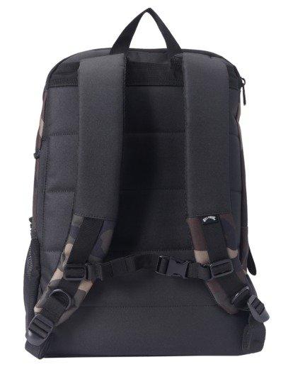 2 Command Skate Backpack Black ABYBP00108 Billabong