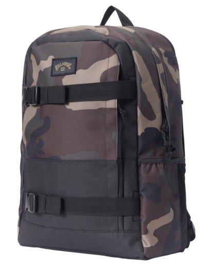 1 Command Skate Backpack Black ABYBP00108 Billabong