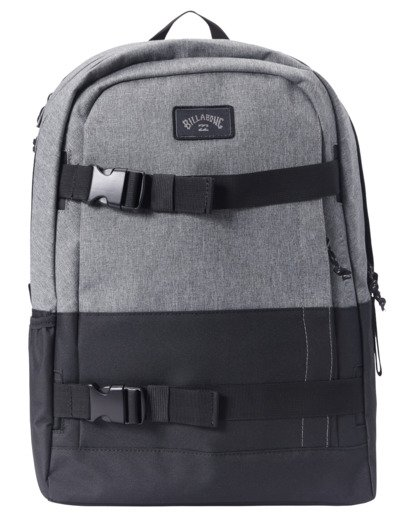 0 Command Skate Backpack Grey ABYBP00108 Billabong