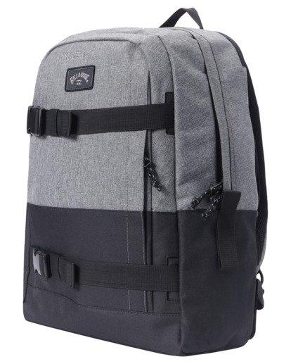 1 Command Skate Backpack Grey ABYBP00108 Billabong