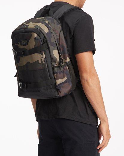 4 Command Skate Backpack Black ABYBP00108 Billabong
