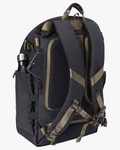 3 A/Div Surftrek Explorer Backpack Black ABYBP00112 Billabong