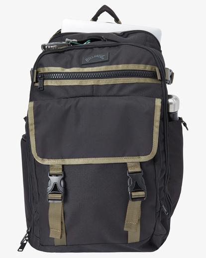 4 A/Div Surftrek Explorer Backpack Black ABYBP00112 Billabong
