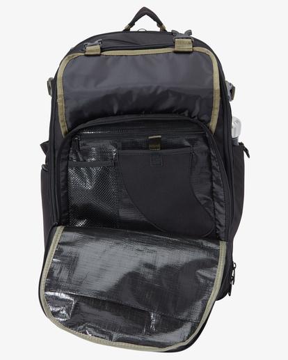 5 A/Div Surftrek Explorer Backpack Black ABYBP00112 Billabong