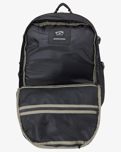 6 A/Div Surftrek Explorer Backpack Black ABYBP00112 Billabong